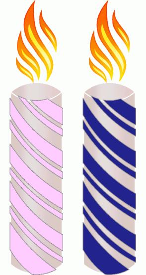Color Scheme with #FFCCFF #23238E