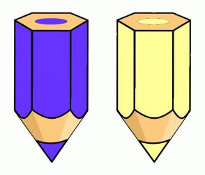 Color Scheme with #6633FF #FFFF99