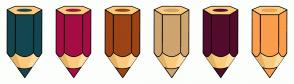 Color Scheme with #144650 #A40E44 #9C4416 #CEA470 #520C2C #F99E4C