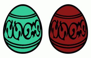 Color Scheme with #33CC99 #8C1717