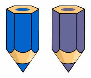 Color Scheme with #0066CC #666699