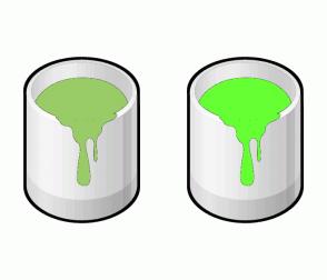 Color Scheme with #99CC66 #66FF33