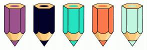 Color Scheme with #9D538E #03032B #25E3C1 #FB794A #C1F6E1