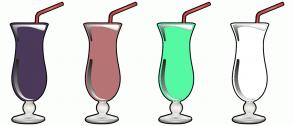 Color Scheme with #4A3958 #B67474 #56F9A3 #FFFFFF