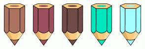 Color Scheme with #AD7460 #9C505F #704C48 #00E7BE #A1FFFF