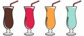 Color Scheme with #5C3226 #E3214C #FBA544 #9CDFD0