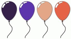 Color Scheme with #36214B #5C35AC #E3A787 #E56347