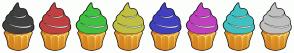 Color Scheme with #404040 #C04040 #40C040 #C0C040 #4040C0 #C040C0 #40C0C0 #C0C0C0