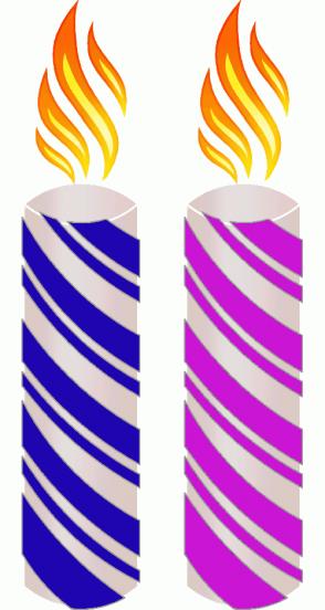 Color Scheme with #1F05B0 #CA15D4