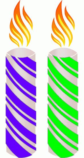 Color Scheme with #6600FF #00FF00