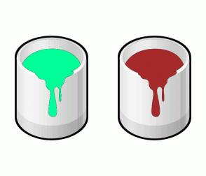 Color Scheme with #00FF99 #A62A2A