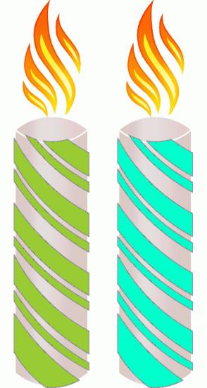 Color Scheme with #99CC33 #00FFCC