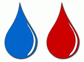 Color Scheme with #0066CC #CC0000