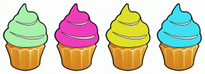 Color Scheme with #A7F2AB #ED3EB9 #E0E028 #3FE0F2