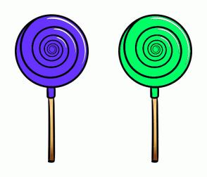 Color Scheme with #6633FF #00FF66
