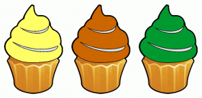 Color Scheme with #FFFF66 #CC6600 #009A31