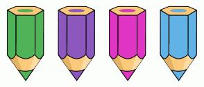 Color Scheme with #50B358 #8C58BD #E135C4 #62B3E6