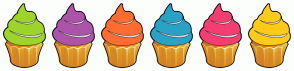 Color Scheme with #9DD52A #AC54AA #FF6D31 #29A2C6 #F43E71 #FFCB18