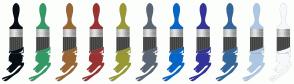 Color Scheme with #070E15 #339966 #996633 #993333 #999933 #5A6672 #0466C8 #333399 #336699 #ADC8E4 #F6F9FC