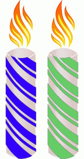Color Scheme with #3300FF #66CC66