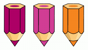 Color Scheme with #AD0066 #D13D94 #F5851F