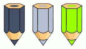 Color Scheme with #455268 #B6C0D2 #9CFF00