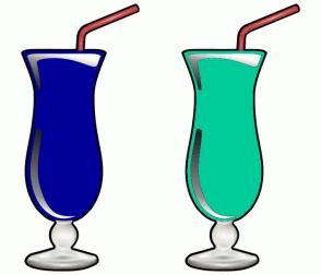 Color Scheme with #000099 #00CC99
