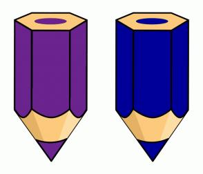 Color Scheme with #6B238E #000099