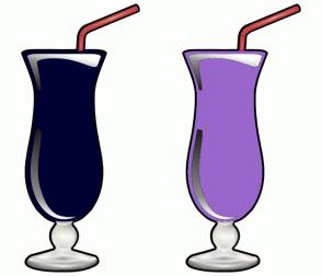 Color Scheme with #000033 #9966CC