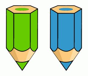 Color Scheme with #66CC00 #3399CC