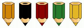 Color Scheme with #D08504 #000000 #8C0000 #297C2C #E3B725