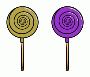 Color Scheme with #B5A642 #9933CC