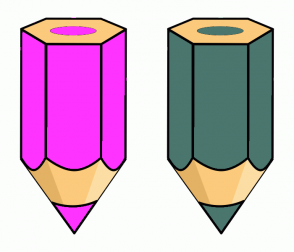 Color Scheme with #FF33FF #4A766E