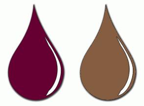 Color Scheme with #660033 #855E42