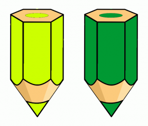 Color Scheme with #CCFF00 #009933