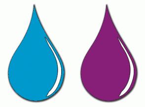 Color Scheme with #0099CC #871F78