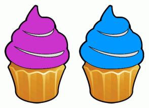Color Scheme with #CC33CC #0099FF