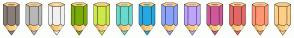 Color Scheme with #897D7A #B8B8B8 #F1F1F2 #7AAC08 #CCE949 #68DACC #25A8E0 #8BA2FC #BFA4FC #CF5898 #E36765 #FF9673 #FFCE85