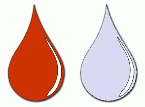 Color Scheme with #CC3300 #D9D9F3