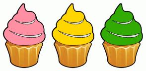 Color Scheme with #FF8FA3 #FFD600 #32AB04