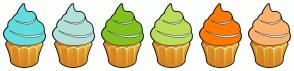 Color Scheme with #62DDDE #B1E1D9 #80C31C #BCDD5A #FF7900 #FBB36B