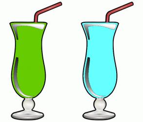 Color Scheme with #66CC00 #66FFFF