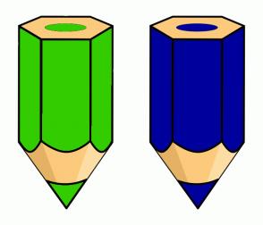 Color Scheme with #33CC00 #00009C
