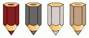 Color Scheme with #861D21 #686766 #D7CEC7 #C09F80