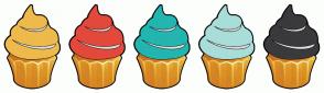 Color Scheme with #EEBA4C #E3493B #23B5AF #A9DDD9 #3A3A3C