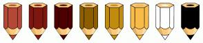 Color Scheme with #B54837 #7F1710 #4E0000 #8D5F00 #C28C0D #F9BC47 #FFFFFF #000000