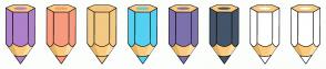Color Scheme with #AF81C9 #F89A7E #F2CA85 #54D1F1 #7C71AD #445569 #FFFFFF #FFFFFF