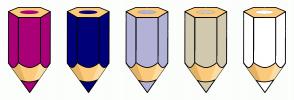 Color Scheme with #AA0078 #000078 #B3B3D7 #D1CAB0 #FFFFFF
