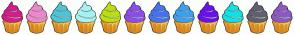 Color Scheme with #D31D8C #EE88CD #4DC5D6 #A5F2F3 #BCDD11 #8C4EE9 #4672EF #3CA1ED #6912EB #12E0E7 #5F616F #8D59C3