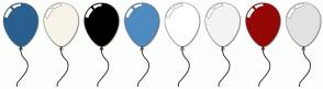 Color Scheme with #296090 #F8F3E9 #000000 #4F8BC0 #FFFFFF #F3F3F3 #950808 #E2E2E2